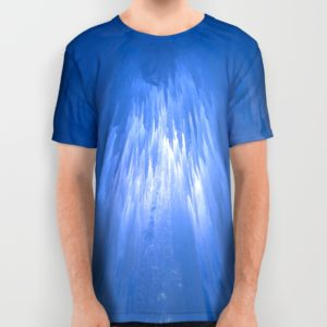 Blue Ice tshirt